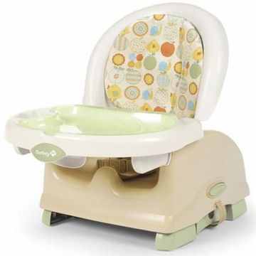 Safety 1st Recline & Grow 5-Stage Feeding Seat - 21228AOM
