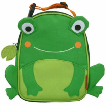 Skip Hop Lunchies Insulated Lunch Bag - Frog