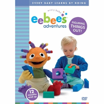 Eebee's Figuring Things Out DVD