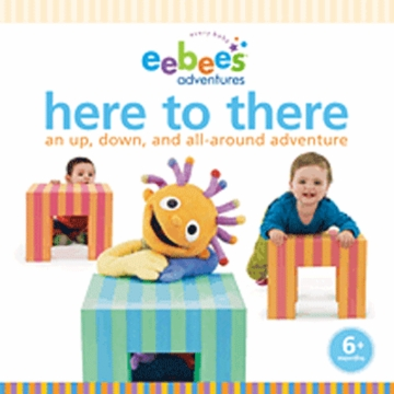 "Eebee ""Here to There"" Adventure Book"