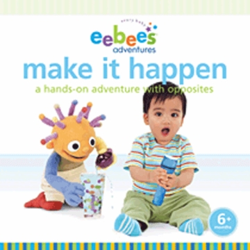 "Eebee's ""MAKE IT HAPPEN"" Adventure Book"
