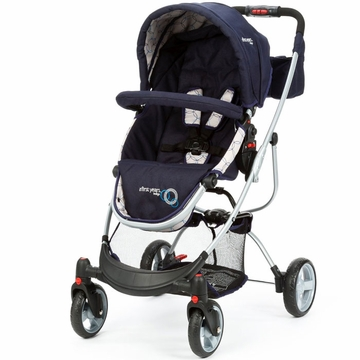 The First Years Indigo Stroller - Spiro Navy & Grey