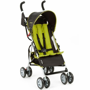 The First Years Jet Stroller - Black & Green
