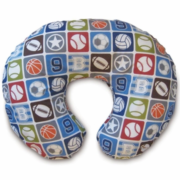 Boppy Nursing Pillow with Slipcover - Sports Star