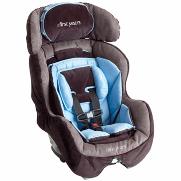 The First Years True Fit Convertible Car Seat Misty Morning