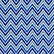 City Grips Stroller Double Handlebar Cover - Chevron Blue