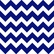 City Grips Stroller Double Handlebar Cover - Chevron Navy
