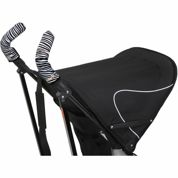 City Grips Stroller Double Handlebar Cover - Zebra
