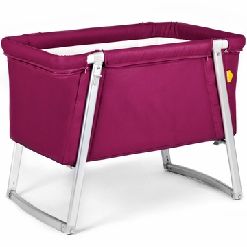 BabyHome Dream Baby Crib - Purple