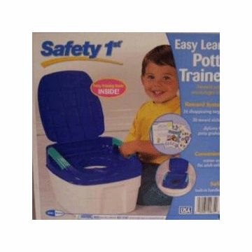 Safety 1st Easy Learn Potty Trainer
