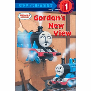 Thomas and Friends Gordon's New View