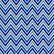 City Grips Stroller Single Handlebar Cover - Chevron Blue