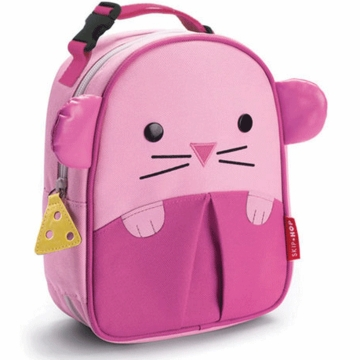 Skip Hop Lunchies Insulated Lunch Bag - Mouse - D