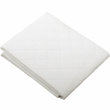 Arm's Reach Original Mattress Protector in White