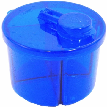 Sassy On-the-Go Formula Dispenser in Blue