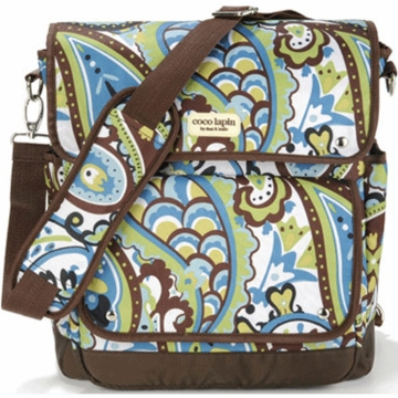Timi & Leslie 2-in-1 Backpack Diaper Bag in Felicity