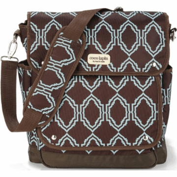 Timi & Leslie 2-in-1 Backpack Diaper Bag in Sahara