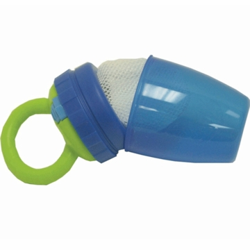 Sassy Teething Feeder in Blue/Green