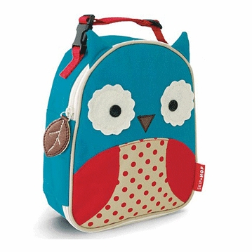 Skip Hop Lunchies Insulated Lunch Bag - Owl
