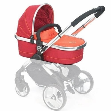iCandy Peach Main Bassinet - Tomato
