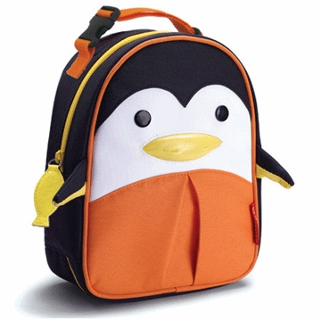 Skip Hop Lunchies Insulated Lunch Bag - Penguin