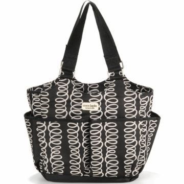 Timi & Leslie Tag-A-Long Tote Diaper Bag in MacKenzie