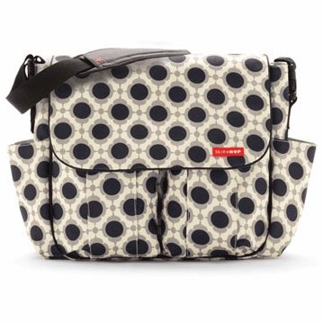 Skip Hop Dash Deluxe Edition Diaper Bag in Blossom