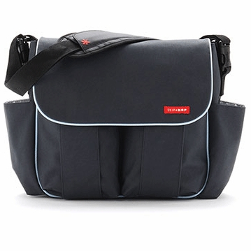Skip Hop Dash Deluxe Edition Diaper Bag in Charcoal