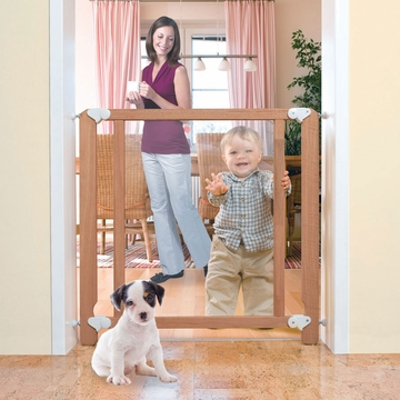 Summer Infant Sure & Secure Perfectly Clear Gate