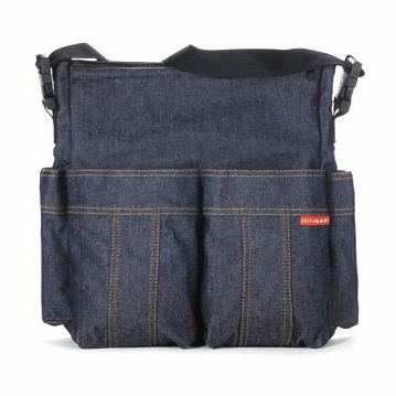 Skip Hop Duo Deluxe Edition in Denim