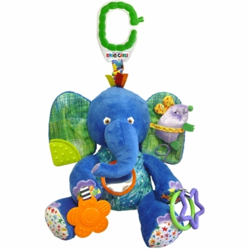 "Kids Preferred 9"" Developmental Elephant"
