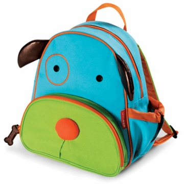 Skip Hop Zoo Pack Backpack in Dog