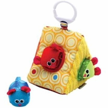 Lamaze Cheese Sorter Early Development Toy