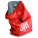 JL Childress Airport Gate Check Car Seat Bag in Red