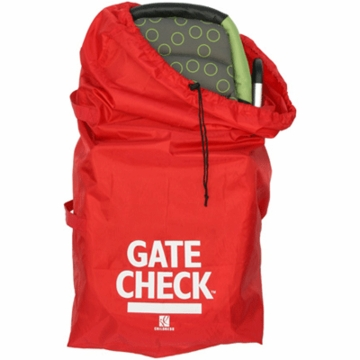 J L Childress Gate Check Bag for Standard/Double Strollers