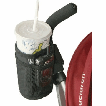 J L Childress Clip 'N Stuff Stroller Cup Holder