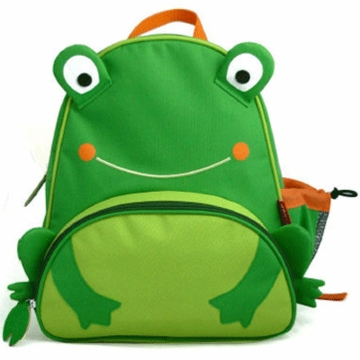 Skip Hop Zoo Pack Backpack in Frog