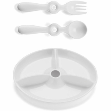 Skip Hop Mate Plate Extra Utensils and Bowl
