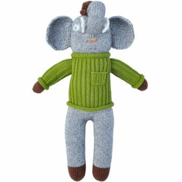 Blabla Kids Mini Hercule Elephant Doll