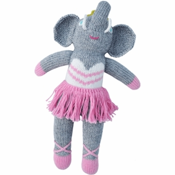 Blabla Kids Mini Josephine Elephant Doll
