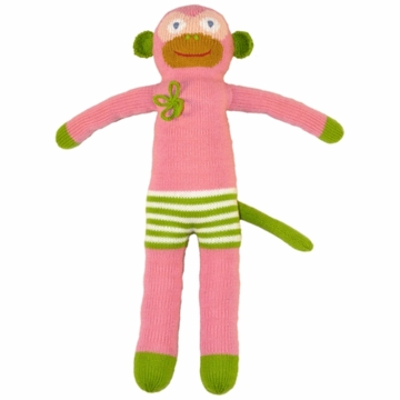 Blabla Kids Mini Lollie Monkey Doll