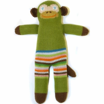 Blabla Kids Mini Verdi Monkey Doll