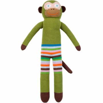 Blabla Kids Verdi Monkey Doll