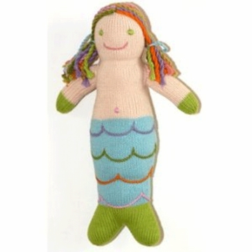 Blabla Kids Anemone Mermaid Doll