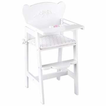 KidKraft Tiffany Bow High Chair