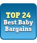 Top 24 Best Baby Bargains