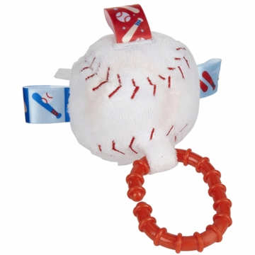 Taggies Fun Shape Homerun Baseball