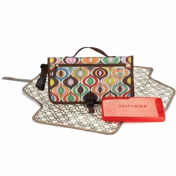 Skip Hop Pronto Changing Station - Jonathan Adler - Wave Multi