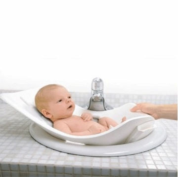 PujBaby Soft Cradle In A Sink Infant Bath Tub