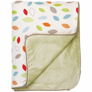 Skip Hop Treetop Friends Cotton Blanket